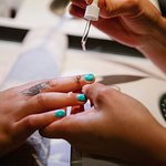 We offer natural nail manicures and pedicures as well as LED cured gel polish