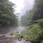 Jinbianxi (Jinbian Brook / Golden Whip Creek) at Zhangjiajie National Forest Park