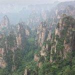 Tianzishan, or call called Tianzi Mountain