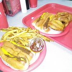 Chili Dogs / Onion Rings / Fried