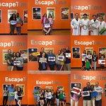Escapees!