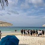 ภาพถ่ายของ หาดทรายแก้ว