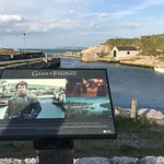 Nearby Ballintoy Harbour