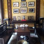 Well Preserve furnitures of Quang Thanh Old House