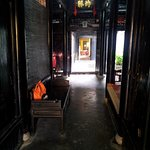 Hallway of Quang Thanh Old House, Hoi An
