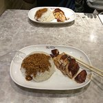 Liao Fan Hong Kong Soya Sauce Chicken Rice Noodle照片