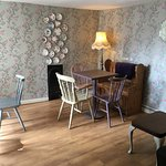 For a country-cottage feel, head to our 'side room'