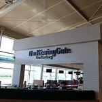 Nice airport bar