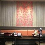 interior of MK Restaurant at Wang Mai, Tesco Lotus