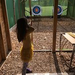 Well organised archery lessons