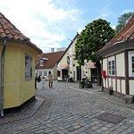 Hans C.Andersens Chilhood Home, Odense, Dinamarca.