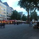 صورة فوتوغرافية لـ Heumarkt