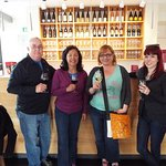 Our custom vineyard walks are a great way to sample the amazing diversity of the local wines!