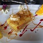 Dessert léger et succulent