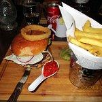 Hamburger (volwassen uitvoering)