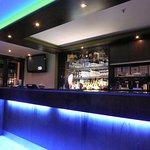Portofino bar area