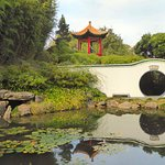 The China Garden was my favourite in Hamilton Gardens