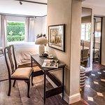 La Clé Lodge - Courtyard Room