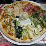 Pizza van de chef