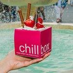 Φωτογραφία: Chillbox Frozen Yogurt & Juicy Spoons