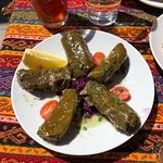 Grape leaves (no meat)