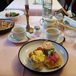 Breakfast at Pasternak