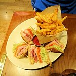 awesome club sandwich