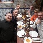 A happy group @ Las Fuentes Selsdon