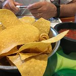 Good chips and salsa