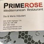 Bild från Primerose Mediterranean Restaurant