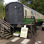 Photo of Glenfinnan Station Museum Dining Car