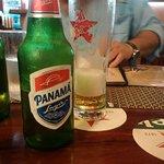 Panama Beer was $3.50