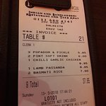 Photo de Bombay Lounge