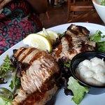 Bayou Pepper Salmon