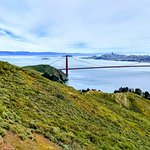View from the Marin Headlands