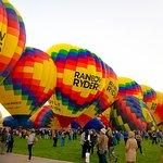 We are the official balloon ride operator of the Albuquerque International Balloon Fiesta!