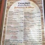 Foto de Casa Grill
