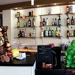 Et pour les assoiffés, notre barman saura vous servir ses meilleurs boissons