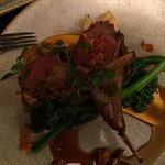 Beautiful lamb rack