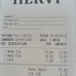 Bilde fra Restaurante Hervi