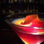 Pomegranate Martini- Vodka, Citrus, Pomegranate