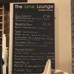 Φωτογραφία: The Lime Lounge Coffee House