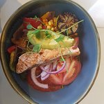 Mexican salad - healthy but just OK