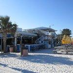 Caddy's on Treasure Island Beach