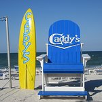 Big Chair at Caddy's