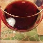 O vinho também não é mau