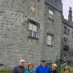 Kilkenny Castle is worth going through inside and strolling the grounds outside.