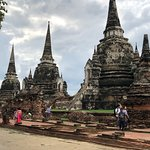 Photo of Ayutthaya Ruins