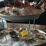 oysters and lobster