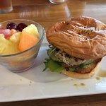 Blacow turkey burger
